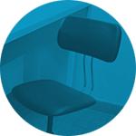 sièges de laboratoire